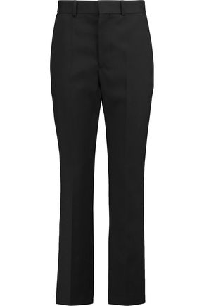 ISABEL MARANT Roly wool straight-leg pants