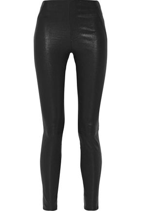 RAG & BONE Sammy leather leggings