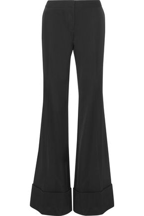 STELLA McCARTNEY Josh wool-twill wide-leg pants