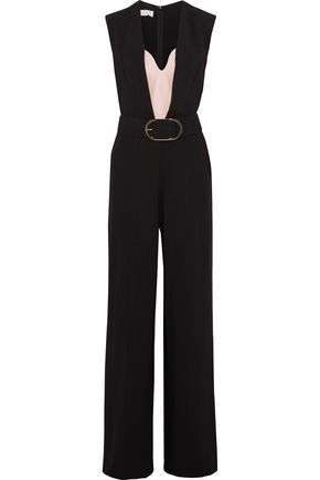 STELLA McCARTNEY Crepe jumpsuit