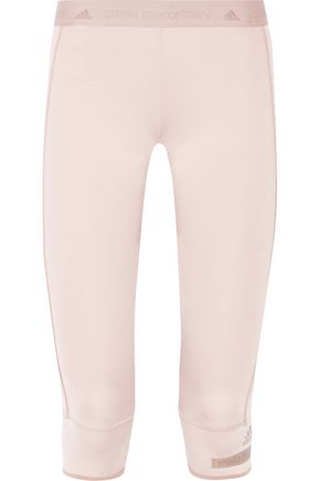 ADIDAS by STELLA McCARTNEY The Performance cropped Climalite® stretch leggings