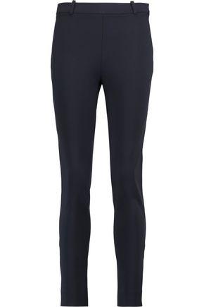 VALENTINO Crepe slim-leg pants