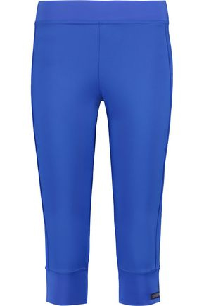 ADIDAS by STELLA McCARTNEY The 3/4 Tight cropped stretch leggings