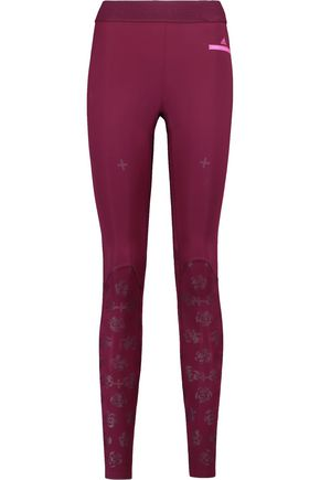 ADIDAS by STELLA McCARTNEY Stretch-jersey leggings