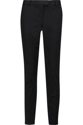 MICHAEL MICHAEL KORS Cotton-blend twill slim-leg pants