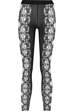 MONREAL LONDON Savanna printed stretch leggings