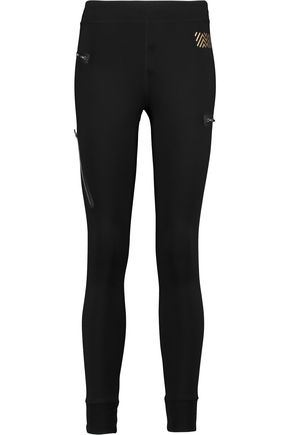 MONREAL LONDON Stretch-jersey leggings