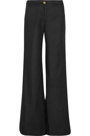 MICHAEL MICHAEL KORS Twill wide-leg pants