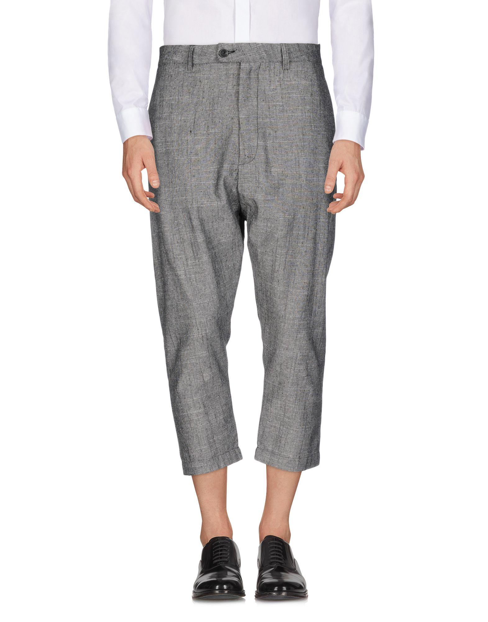 CHOICE NICOLA PELINGA Повседневные брюки цены онлайн