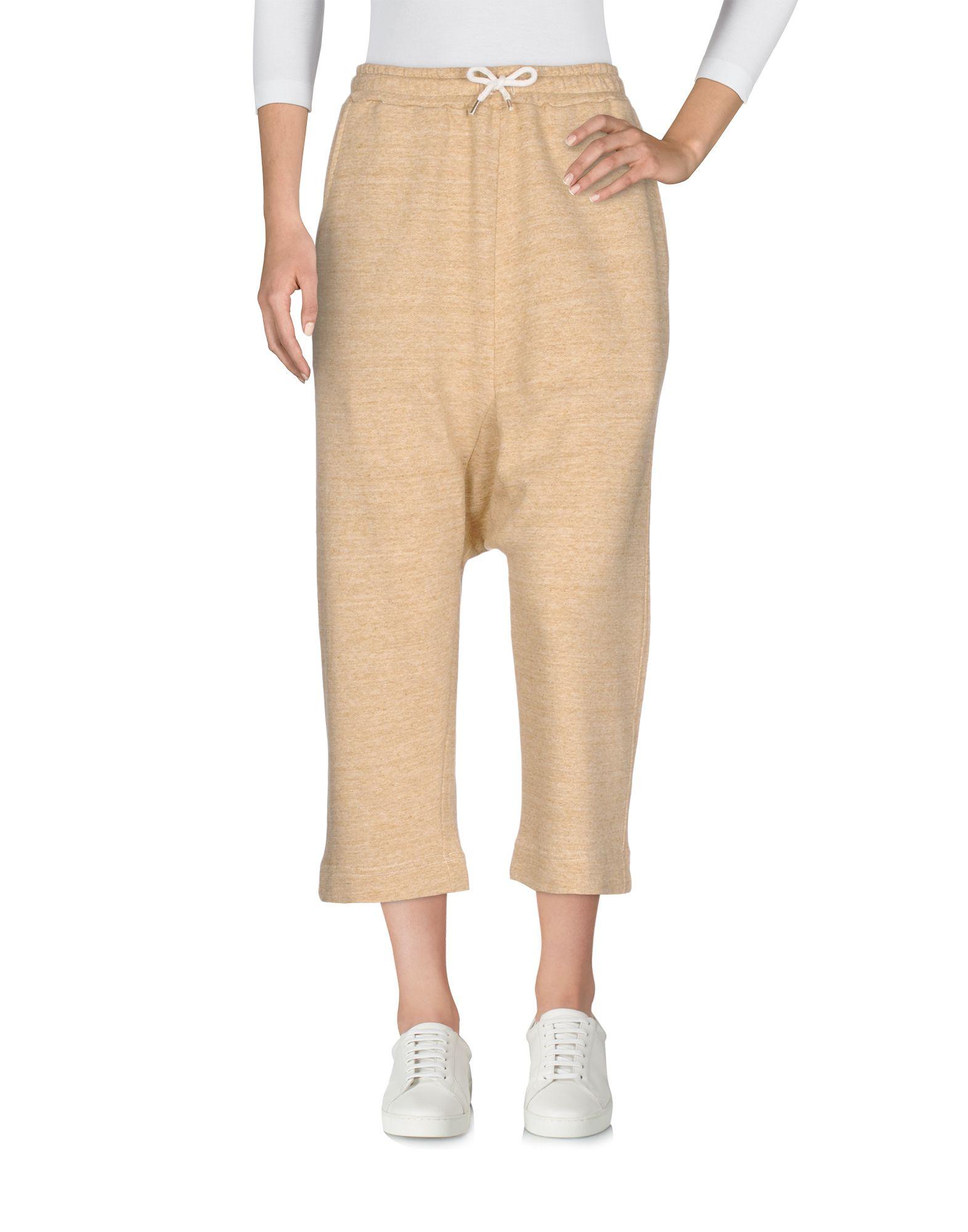 CAPE Брюки-капри x cape повседневные брюки