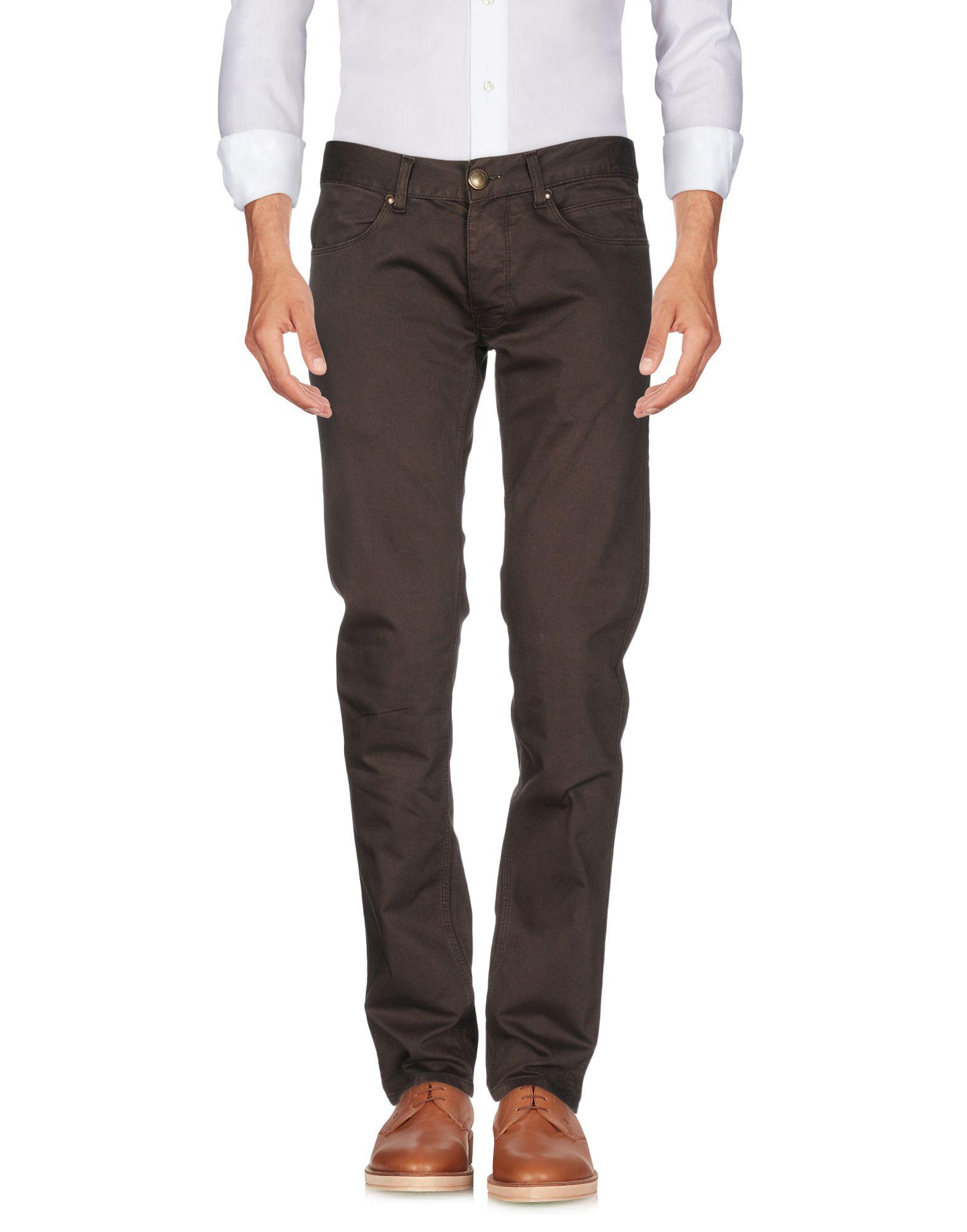 RICHARD JAMES BROWN Повседневные брюки цена 2017
