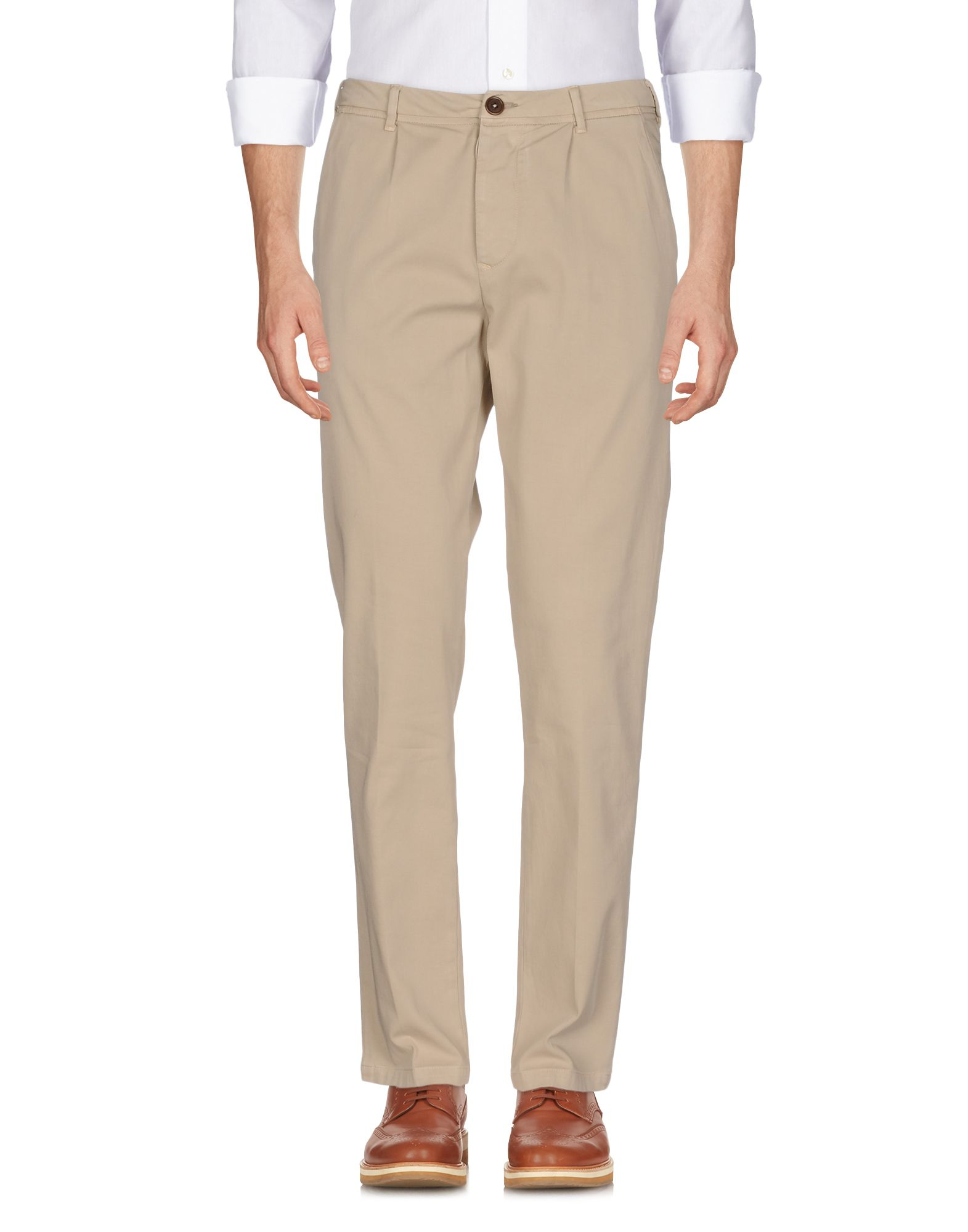 CARE LABEL Casual Pants in Beige
