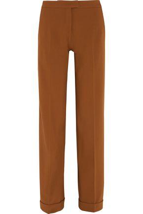 MICHAEL KORS COLLECTION Wool-blend wide-leg pants