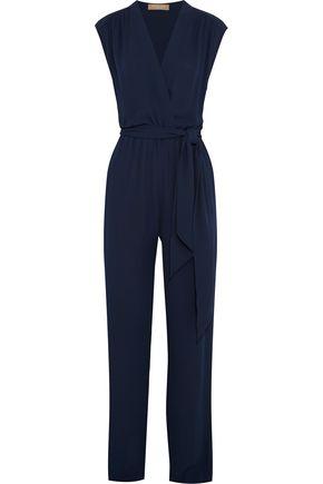 MICHAEL KORS COLLECTION Silk-crepe jumpsuit