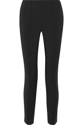 JASON WU Stretch cotton-blend slim-leg pants