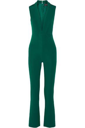 CUSHNIE ET OCHS Stretch-cady jumpsuit