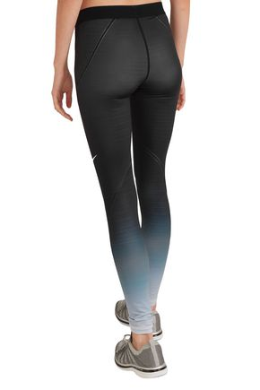 dadfd12fb9738 Pro Hyperwarm ombré stretch-jersey leggings | NIKE | Sale up to 70 ...