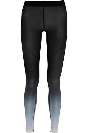 NIKE Pro Hyperwarm ombré stretch-jersey leggings
