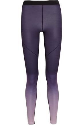 8f2b4b7ee6b7f Pro Hyperwarm ombré Dri-FIT stretch-jersey leggings | NIKE | Sale up ...