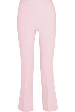 GIAMBATTISTA VALLI Crepe flared pants