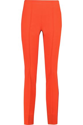 EMILIO PUCCI Wool-blend slim-leg pants