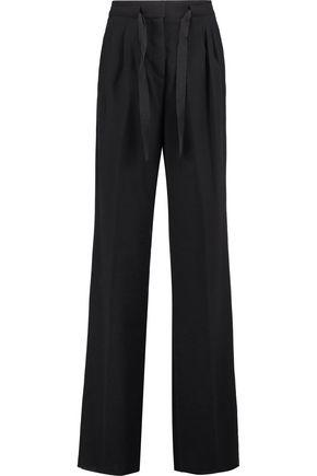 ETRO Cashmere-blend wide-leg pants