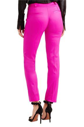 MUGLER Stretch-wool twill skinny pants