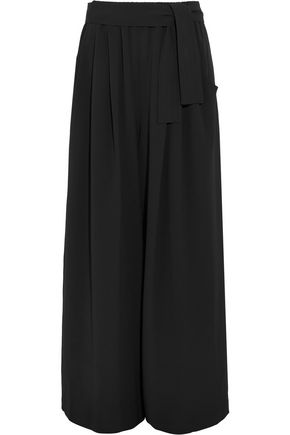 TOME Crepe wide-leg pants
