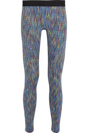 NIKE Hyperwarm stretch-knit leggings