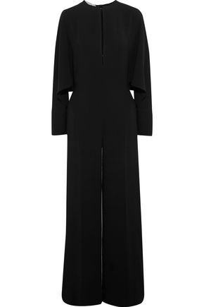 STELLA McCARTNEY Victoria stretch-cady jumpsuit
