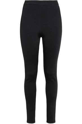 BALMAIN Stretch-knit leggings