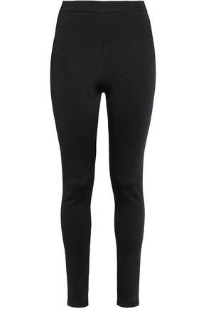 BALMAIN Stretch-knit leggings