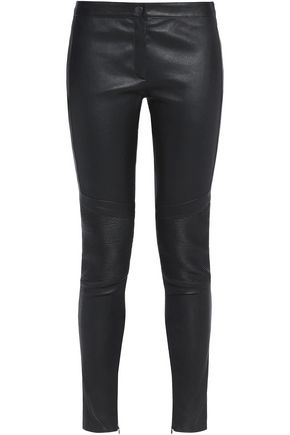 BELSTAFF Wilson quilted leather leggings