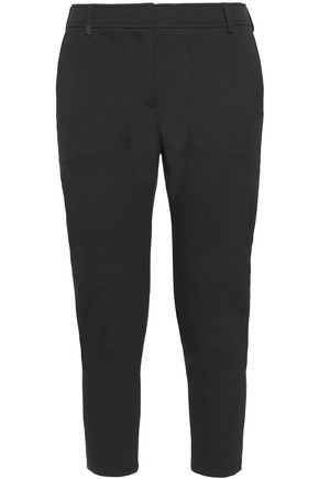 BELSTAFF Marston cotton-blend drill skinny-leg pants