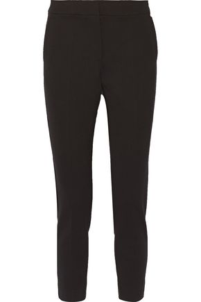 MAX MARA Gelly stretch-jersey tapered pants