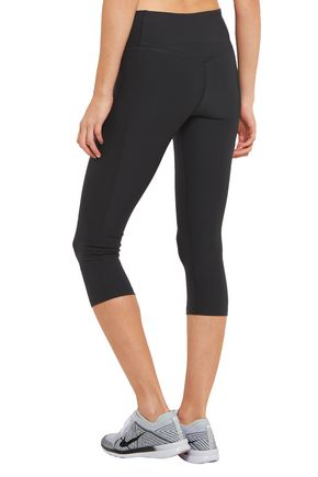 NIKE Legend 2.0 cropped stretch-jersey leggings