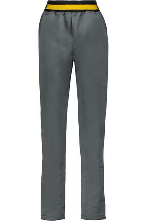 TOMAS MAIER Satin tapered pants