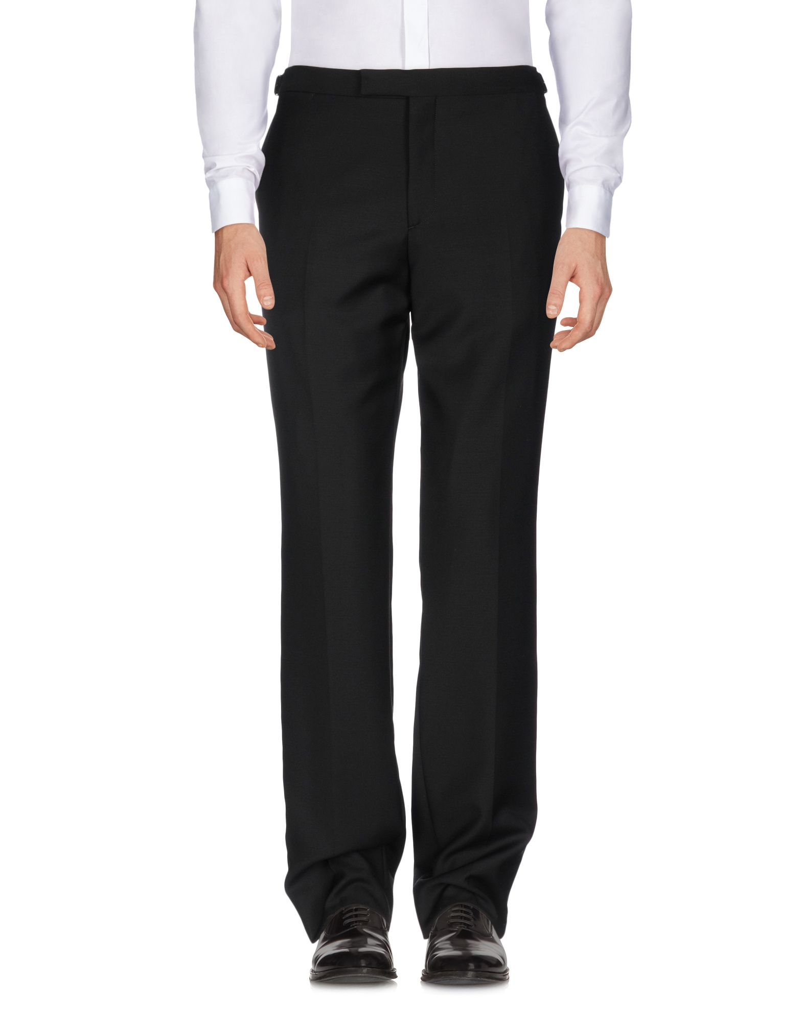 HARDY AMIES Повседневные брюки цены онлайн