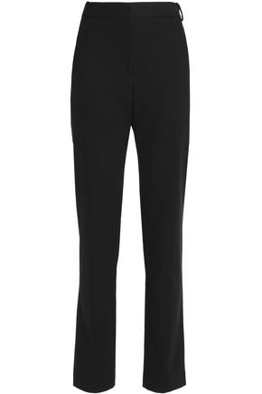 ROSETTA GETTY Crepe straight-leg pants