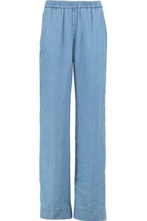 MICHAEL KORS COLLECTION Denim wide-leg pants