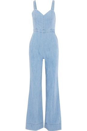 ALICE+OLIVIA Denim jumpsuit