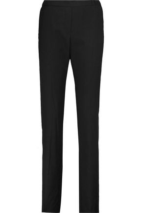 MM6 MAISON MARGIELA Wool-blend twill tapered pants