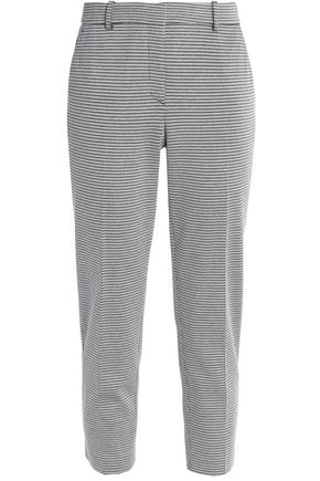 THEORY Houndstooth tapered pants