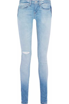 MARC BY MARC JACOBS Mid-rise slim-leg jeans