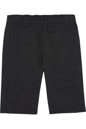 LAAIN Stretch-knit jacquard cycling shorts