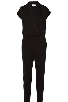 SPLENDID Stretch-twill jumpsuit
