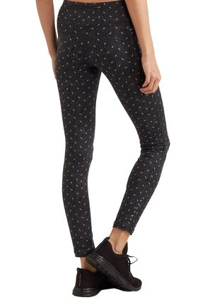 0b9f461e7af536 Power Epic Run printed stretch-jersey leggings | NIKE | Sale up to ...