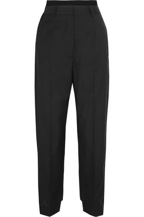 MM6 MAISON MARGIELA Canvas-trimmed wool pants