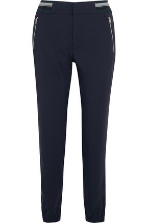 TIM COPPENS Lux Jogger stretch-wool tapered pants