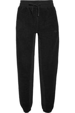 ADIDAS ORIGINALS InOut cotton-fleece track pants